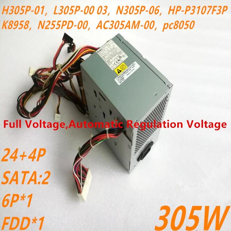 New PSU For Dell 915 745 9100 430 440 Power Supply H305P-01 L305P-00 03 N305P-06 N255PD-00 D255ED-00 AC305AM-00 pc8050