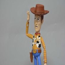 Sega handmade boxed Japanese version, Pixar Toy Story, sheriff wood printio sheriff