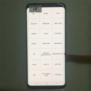 Image 3 - Original AMOLED Display For SAMSUNG Galaxy S9 LCD G960 G960F Display Touch Screen Replacement Parts