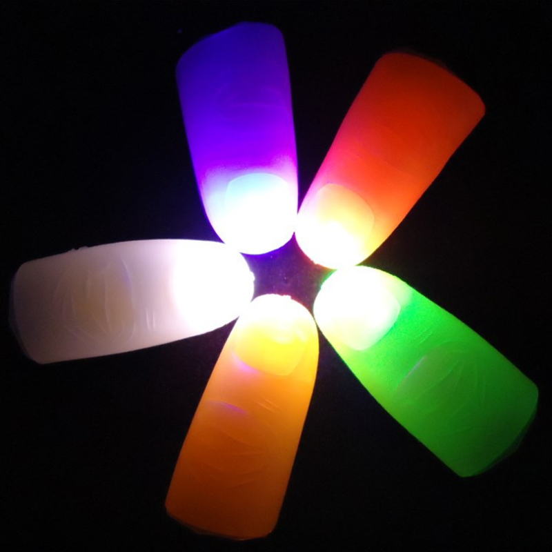 魔术手指灯