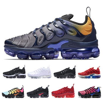 2020 TN Plus running shoes for men women Royal Smokey Mauve String Colorways Olive in designer Triple white black trainer