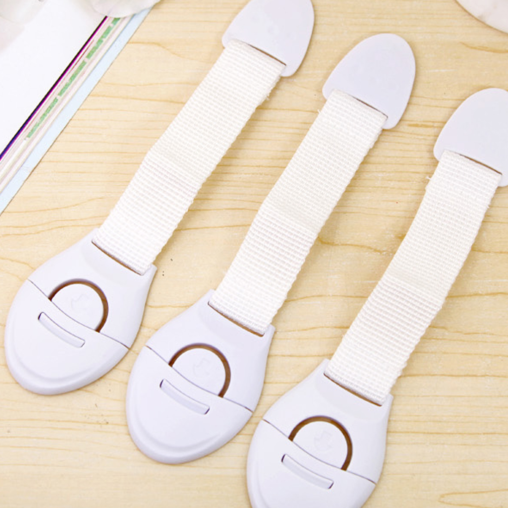 New 1PC/2PCS/4PC/5PC/10PCS Multifunction Baby Cabinet Locks Child Safety Lock Baby Drawer Lock Refrigerator Toilet Wardrobe Lock