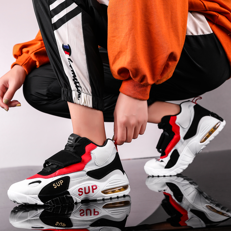 Women Chunky Sneakers Autumn Winter Mixed Color 7