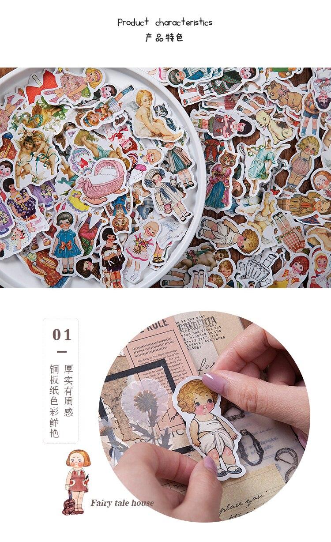 série artigos de papelaria adesivo criativo decoração