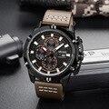 2019 MEGIR спортивные мужские часы  многофункциональные часы с календарем  кварцевые часы с датой  Reloj Hombre