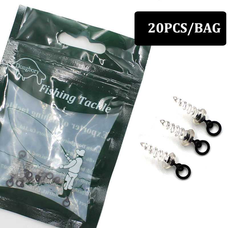 Rig Stop Hook Stops Beads Carp Fishing Stoper Fishing Hair Chod A3X7