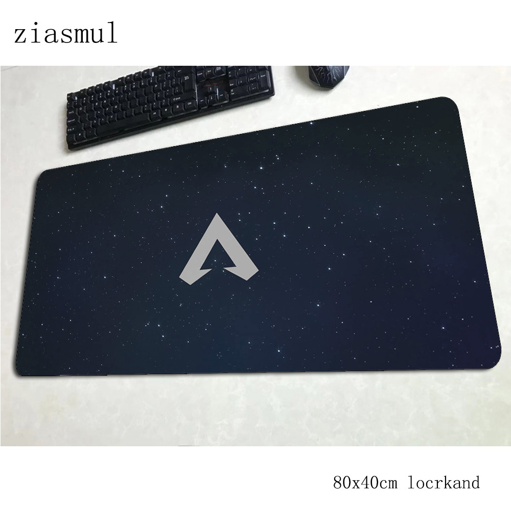 Apex Legend Mats 800x400x3mm Indie Pop Gaming Mouse Pad Keyboard Mousepad Aestheticism Notebook Gamer Accessories Padmouse Mat