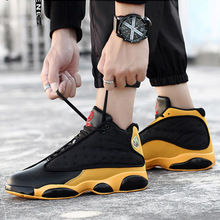 2019 New Style Breathable Basketball Shoes Mens Boys High Top Shockproof Sneakers Non-slip Jordan Basket Zapatillas Hombre