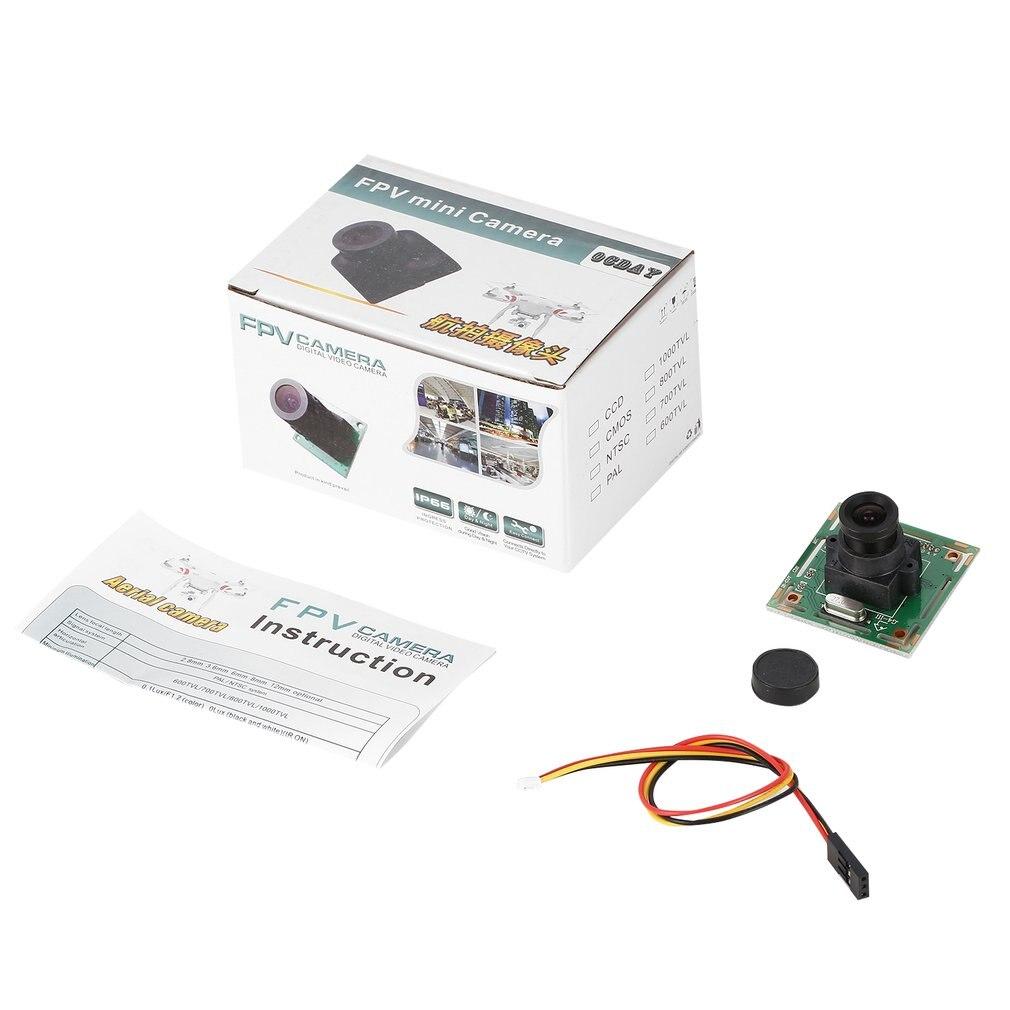 Мини FPV камера 700TVL Цифровая видеокамера портативная ночная версия воздушная камера для 5,8G/1,2G/2,4G квадрокоптера