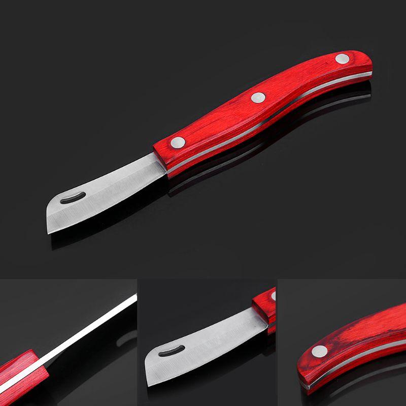 Садоводческий нож для резки дерева, садоводческий бонсай, ножницы для рассады