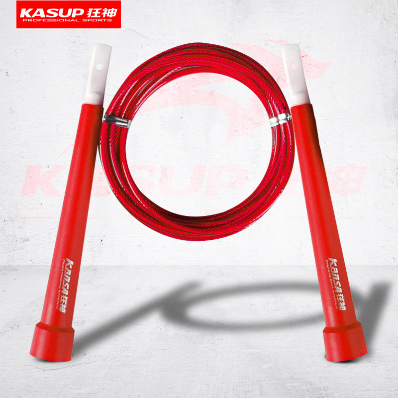 Sports Fitness Jump Rope Rapid The Academic Test For The Junior High School Students Rope Adjustable Steel Wire Men And The Acad