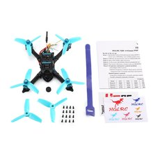 HGLRC XJB 145 145mm Micro Mini Brushless RC Racing Quadcopter Drone Aircraft with 5.8G FPV CCD VTX/F4 FC with OSD PNP цена