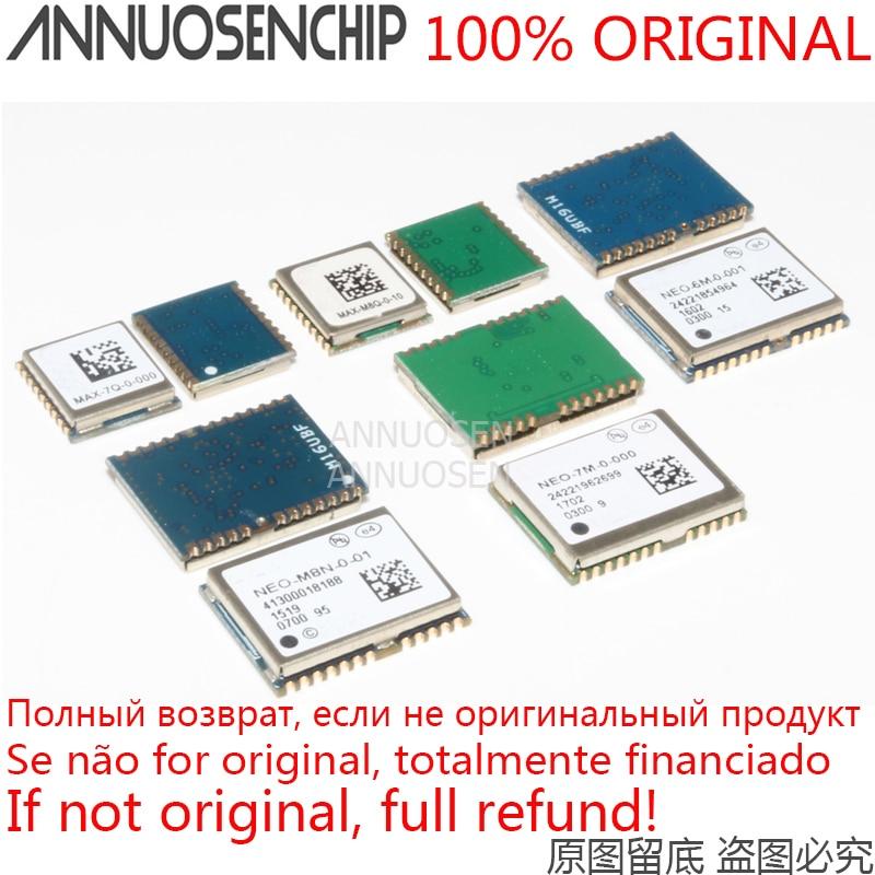 1PCS Módulo GPS MAX-M8Q-0-10 MAX-7Q-0-000 NEO-6M-0-001 NEO-M8N-0-01 NEO-7M-0-000 MAX-M8Q MAX-7Q NEO-6M NEO-7M NEO-M8N 6M 7M Novo