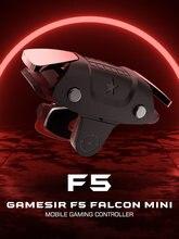 GameSir F5 Falcon Pubg Löst Spiele Joystick Mini Mobile Gaming Controller Stecker und Spielen Gamepad für iOS / Android