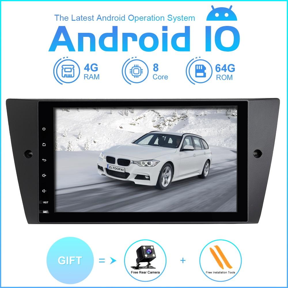 For BMW M3 E90 E92 E93 2007-2012 Android 10 Car DAB stereo GPS Head unit Canbus