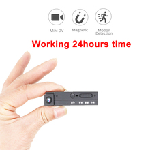 working 24hours Portable Magnetic Mini camera Body Camera voice Video Recorder micro Camcorder with Motion Detection pk sq8 sq11