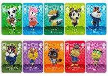 بطاقة أميبو الجديدة NS لعبة سلسلة 1 (081 إلى 120) بطاقة عبور الحيوان العمل ل