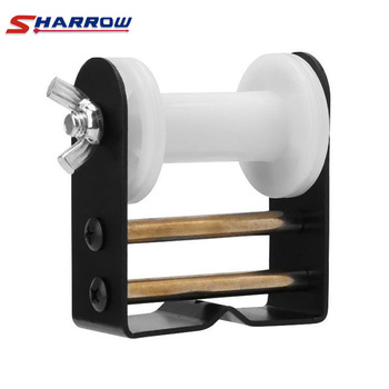 SHARROW Archery bow string serving Thread 120 yd thread Making bowstring for Recurve Compound Bow Hunting 3 8 aluminum archery cable slide compound bow string splitter roller glide cable slide bow string separator for compound bow