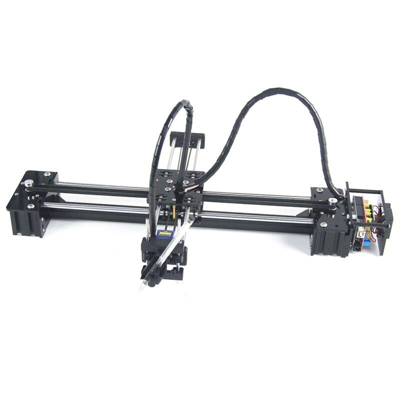 DIY LY drawbot stift zeichnung roboter maschine schriftzug corexy XY-plotter roboter für zeichnung schreiben CNC V3 schild nicht unterstützung laser