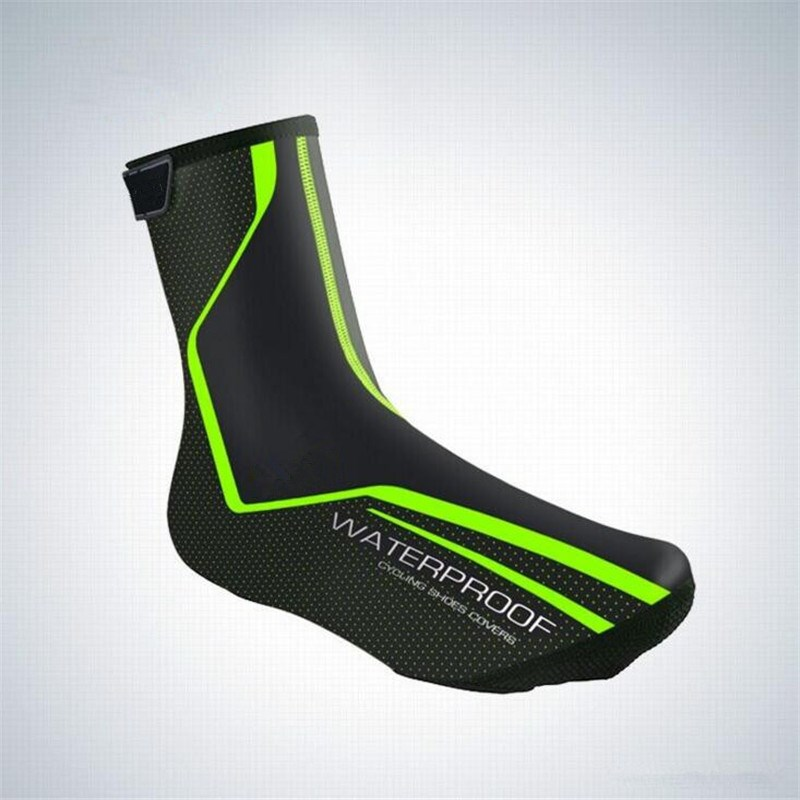 New Bike Shoes Cover Unisex MTB Cycling Bicycle Overshoes Waterproof Windproof