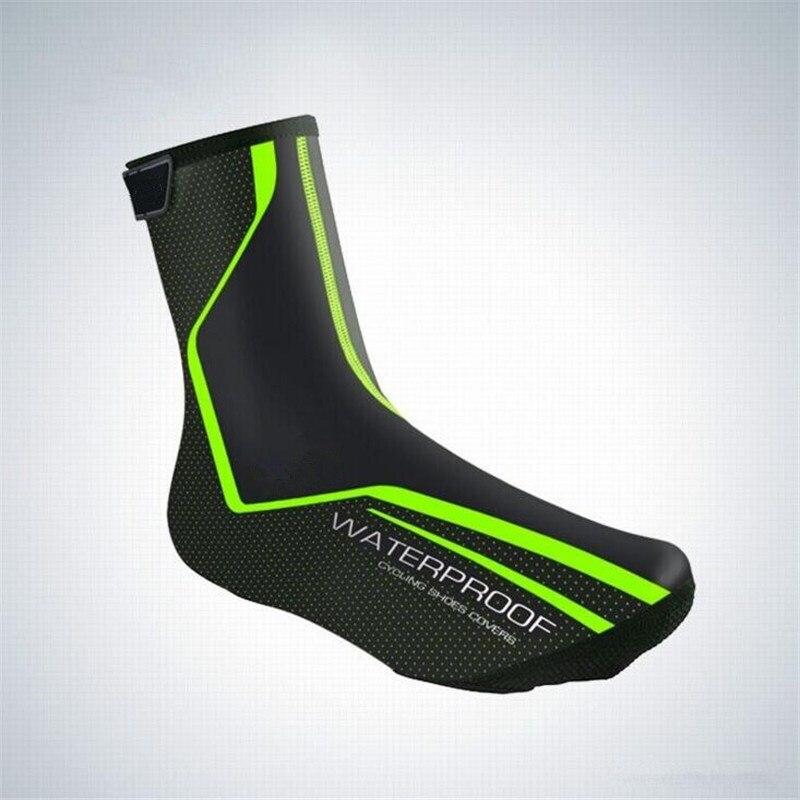 2020 but kolarski pokrywa odblaskowe wodoodporna wiatroszczelna ciepłe pokrowce na buty buty kalosze rowerowe MTB Bike drogowego Ciclismo osłona buta