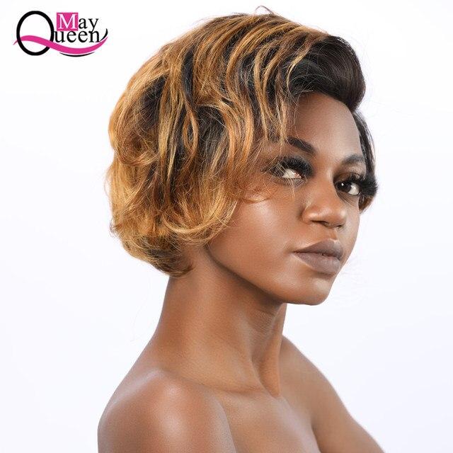 short cut wig 14