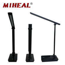 2020 New Desk Lamp Light Touch Sensor LED Table Lamp USB Dimmable Lights Three Level Brightness Adjustable Read Book Light(China)