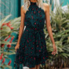 Summer Boho Floral Print Dress 4