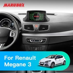 Image 2 - Marubox KD7237 PX5นำทางGPSเครื่องเล่นวิทยุรถยนต์สำหรับRenault Megane 3,เครื่องเล่นมัลติมีเดีย,Android 10.0