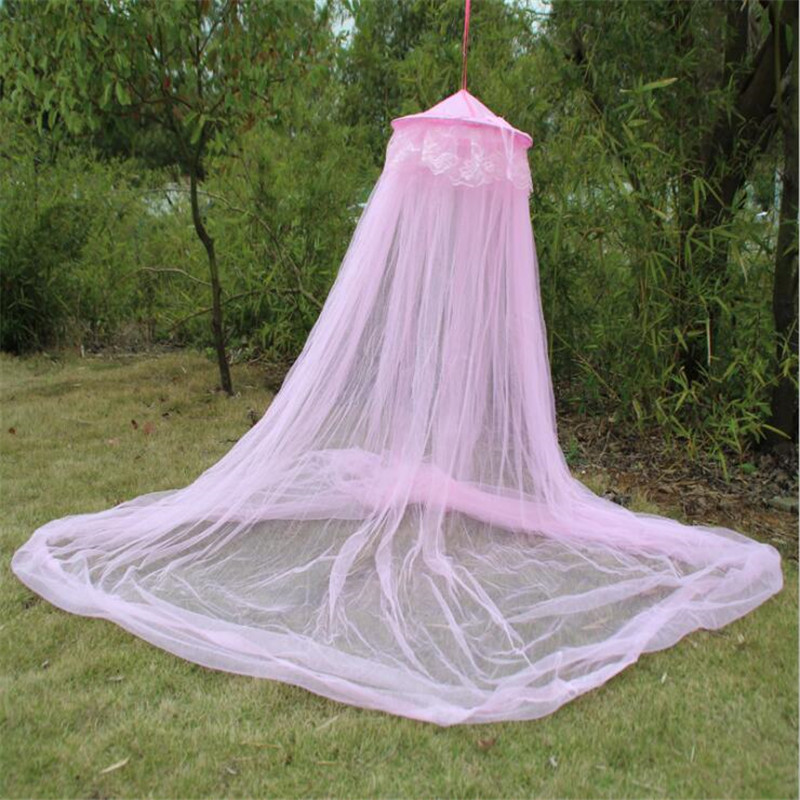Convenient Children's Floor Net Encryption For Summer Polyester Mesh Fabric Home And Outdoor Supplies Dome Mosquito