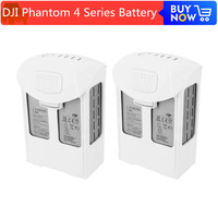 DJI Phantom 4 Series Intelligent Flight Battery 5350mAh phantom 4 pro battery Max 30 mins flight time for DJI drone battries