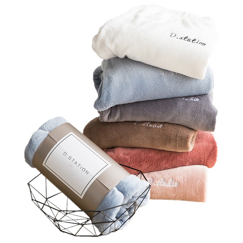 COOTELILI Teenager Girl Boy Winter Pants Fleece Thicken Warm Trousers Kids Boys Girls Home Pants Children Clothes Fashion (7)