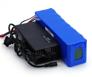 Image 2 - LiitoKala 48V 6ah 13s3p High Power 18650 akumulator pojazd elektryczny motocykl elektryczny DIY bateria 48v osłona BMS + 2A ładowarka