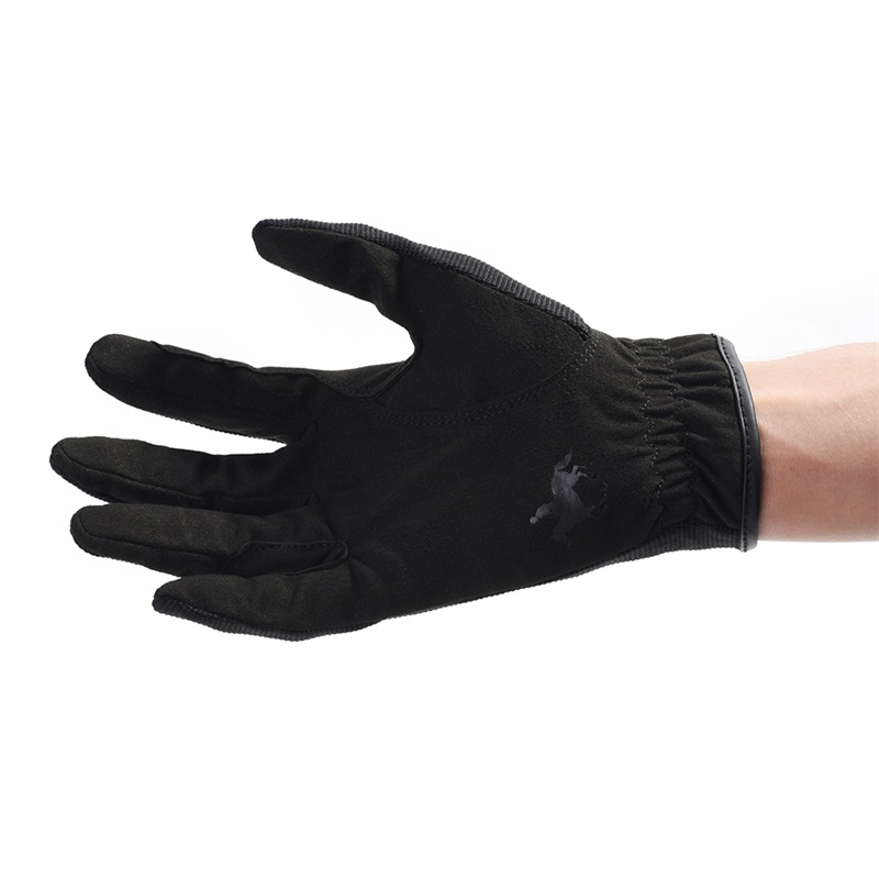 Horse Riding Mitten Adjustable Equestrian Hand Accessory Anti-Slipping Durable Sports Unisex Breathable Horse Riding Accessory