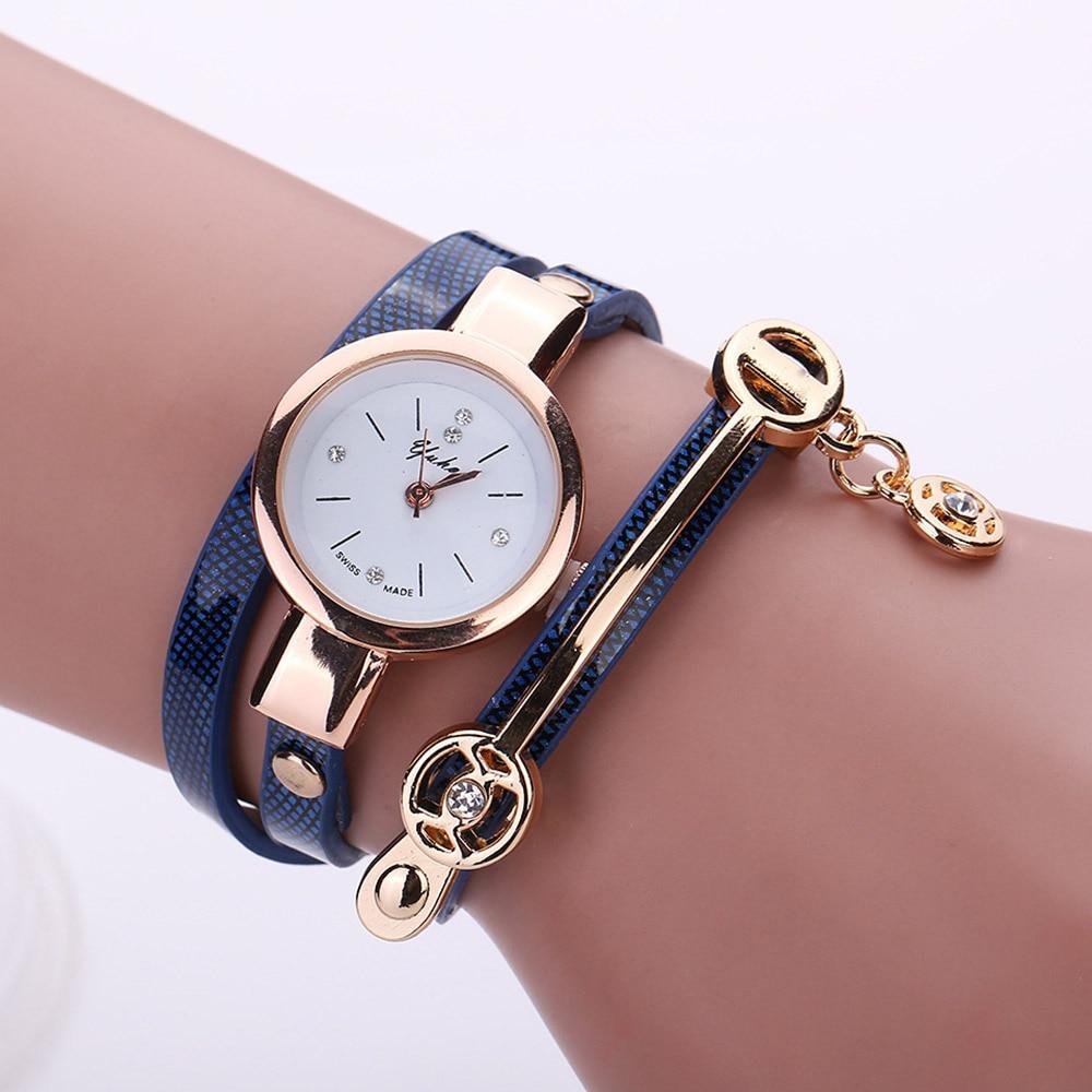 Fashion Women Bracelet Watches Ladies Dress Clock Casual Simple Analog Quartz Wristwatches Relogio Feminino Gift Drop Shipping (8)