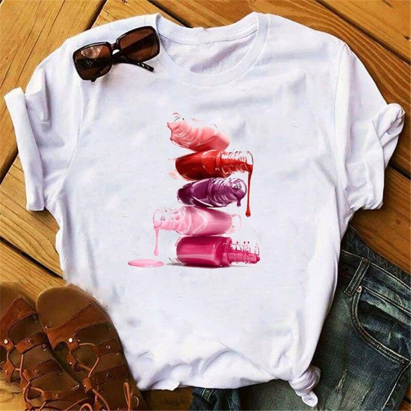 Women-T-Womens-Graphic-3D-Finger-Nail-Paint-Color-Fashion-Cute-Printed-Top-Tshirt-Female-Tee.jpg_640x640