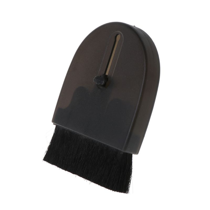 Cleaning Brush Turntable LP Vinyl Player Record Anti-static Cleaner Dust Remover Accessory PXPA