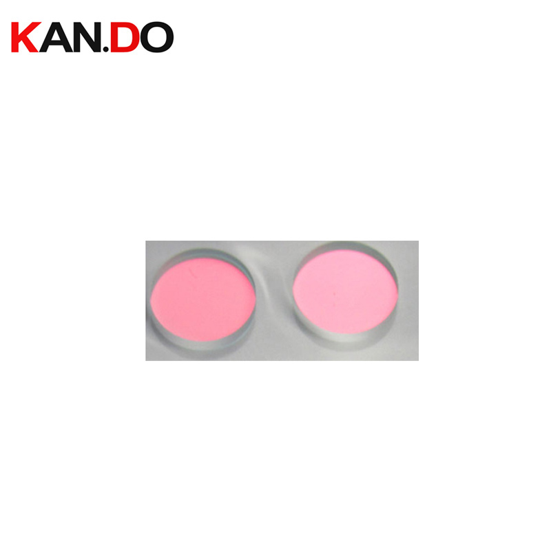 Sales 2pcs/bag ø 11mm Diameter 650nm IR Filter  Cut Off Infared Wavelength 650nm Filter For Cctve Lens IR Filter