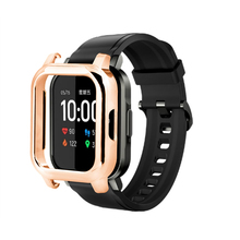 Pc-Case Haylou Cover Watch-Shell Hard-Frame-Protector Smart-Watch Plastic for Xiaomi