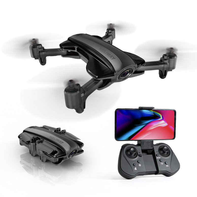New Products 912 Folding GPS Unmanned Aerial Vehicle Wind-Resistant Automatic Return 1080P Aerial Photography Remote-control Fou