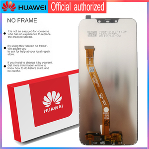 Image 3 - Оригинальный дисплей 6,3 дюйма с рамкой для замены для Huawei Mate 20 Lite, ЖК дисплей с сенсорным экраном и дигитайзером в сборе Mate20 Lite