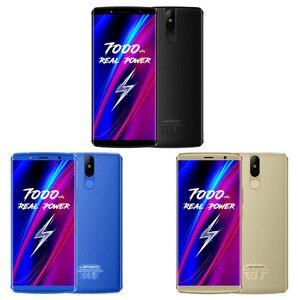 "Image 3 - LEAGOO Power 5 Smartphone 5.99"" FHD+ 18:9 RAM 6GB ROM 64GB Android 8.1 MT6763 Octa Core 7000mah Dual Rear Cams 4G Mobile Phone"