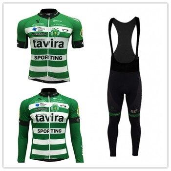 Avira-Maillot deportivo aerodinámico para Ciclismo, conjunto de ropa para Ciclismo de montaña,...