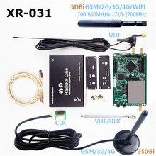 רדיו פלטפורמת פיתוח לוח HackRF מוגדר תוכנה RTL SDR וdemoboard ערכת Dongle מקלט חזיר אחד 1 MHz 6 GHz רדיו חלק