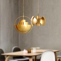 Moderno semicírculo luzes pingente restaurante lâmpada pendurada quarto lâmpada de cabeceira lustre suspensão luminária|Luzes de pendentes| |  -