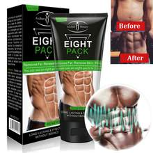 Emagrecimento Creme Para O Corpo Dos Homens Anti-Celulite Perda de Peso Suplemento de Emagrecimento Creme Creme Queima de Gordura da Barriga Músculo Apertar Os Músculos