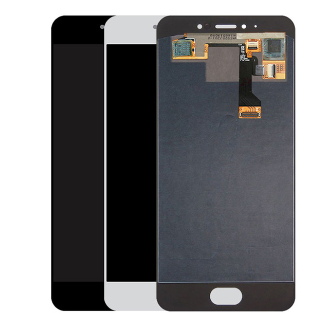 """5.2"""" LCD Display for Meizu Pro 6 M570M M570C M570Q LCD Display Touch Screen Digitizer Panel Replacement with Frame"""