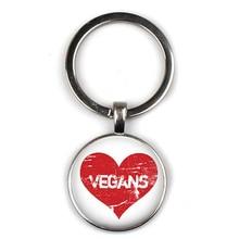 Fashion Retro Artist Keychain Dictionary Definition Pendant Key Chain Word Jewelry Glas Key Ring Men Women Gift Souvenir Party цена