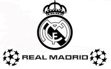 MC Sepak Bola Bola Klub Real Madrid untuk Auto Mobil/Bumper/Jendela Decal Sticker Decals Diy Dekorasi CT4223(China)
