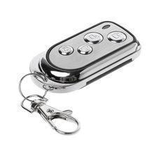 Wireless Remote Control 4 Buttons Light Switch Copy Clone Code Duplicator Key 315MHz 433MHz Garage Door Window 433mhz 4 button wireless remote control duplicator clone electric gate garage door key
